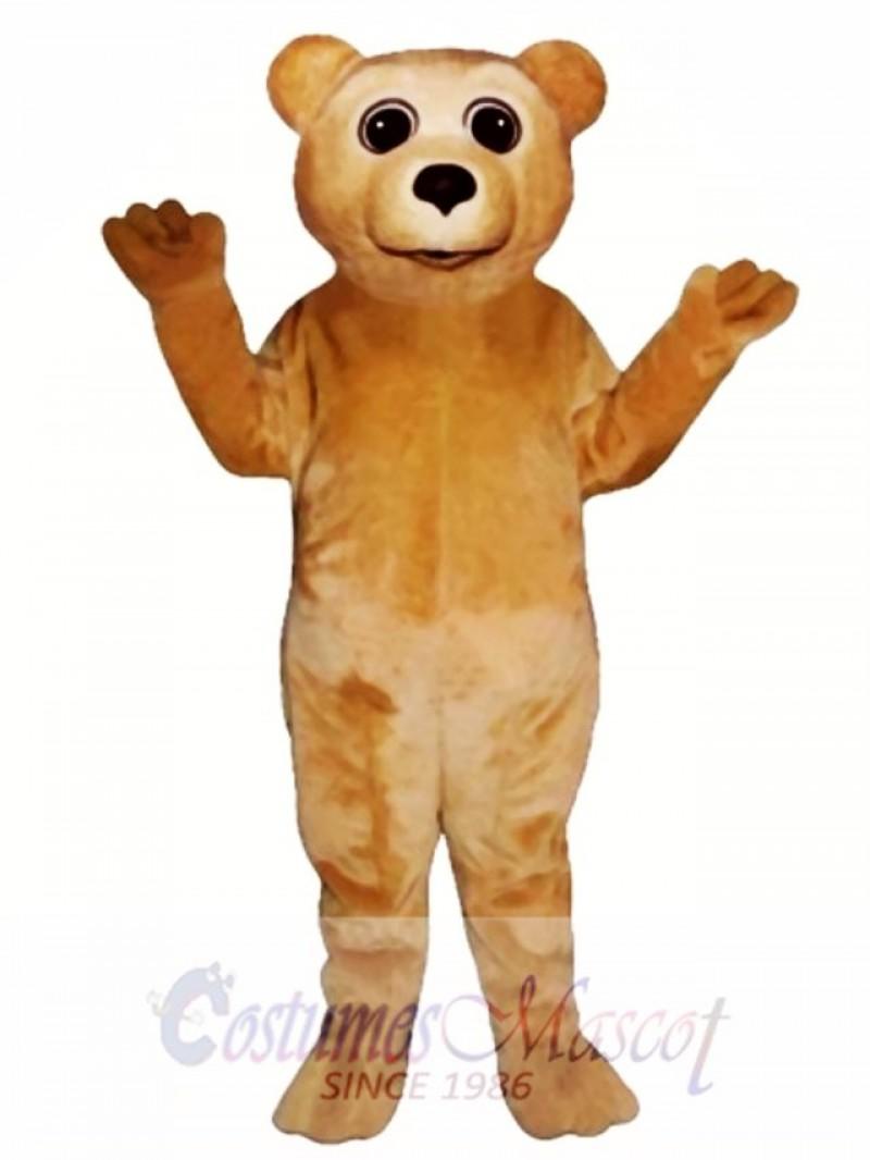 Honey Bear Mascot Costume