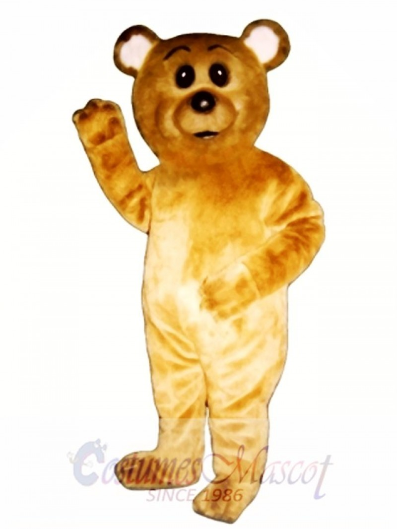 New Tender Bear Mascot Costume