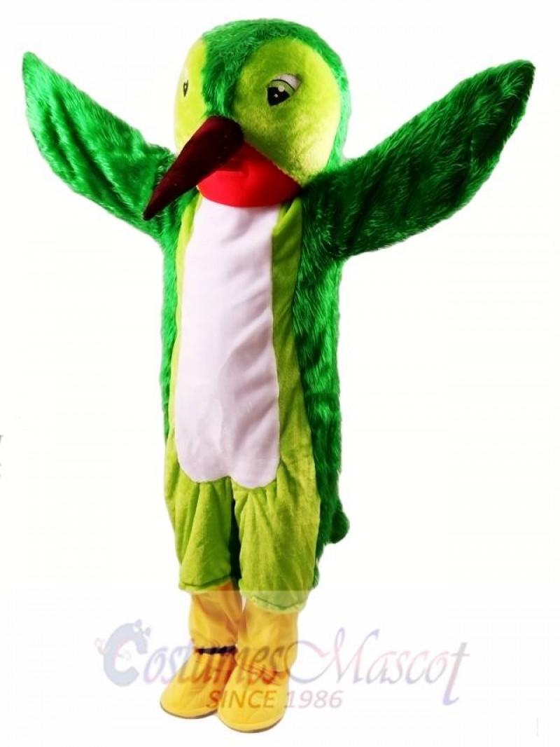 Hummingbird Mascot Costume