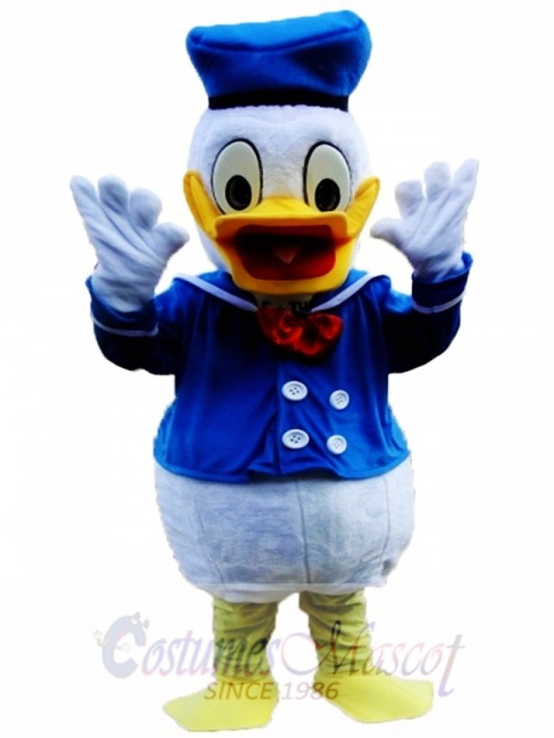 Donald Duck Mascot Costumes for Adults