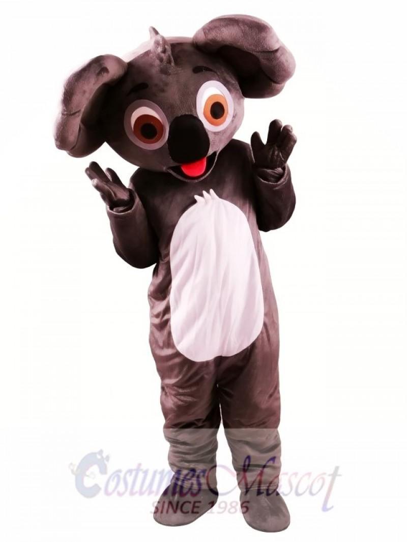 Koala Cartoon Mascot Costume