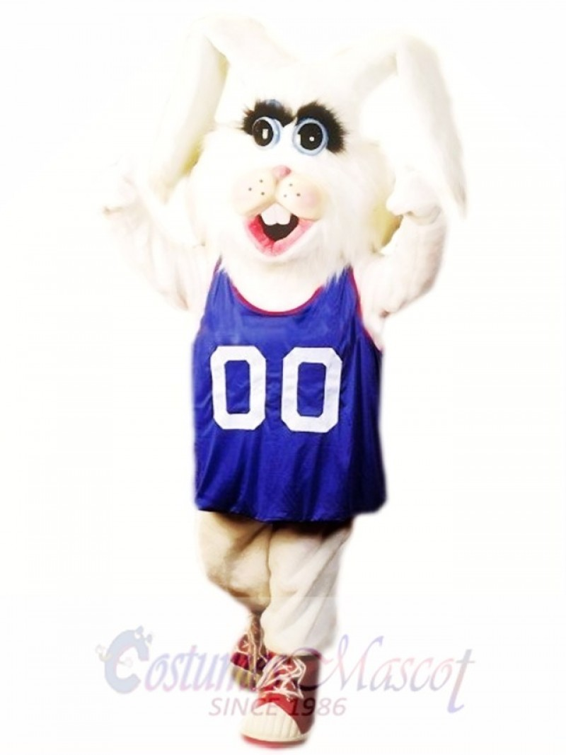 Sebastian Rabbit Easter Bunny Mascot Costume
