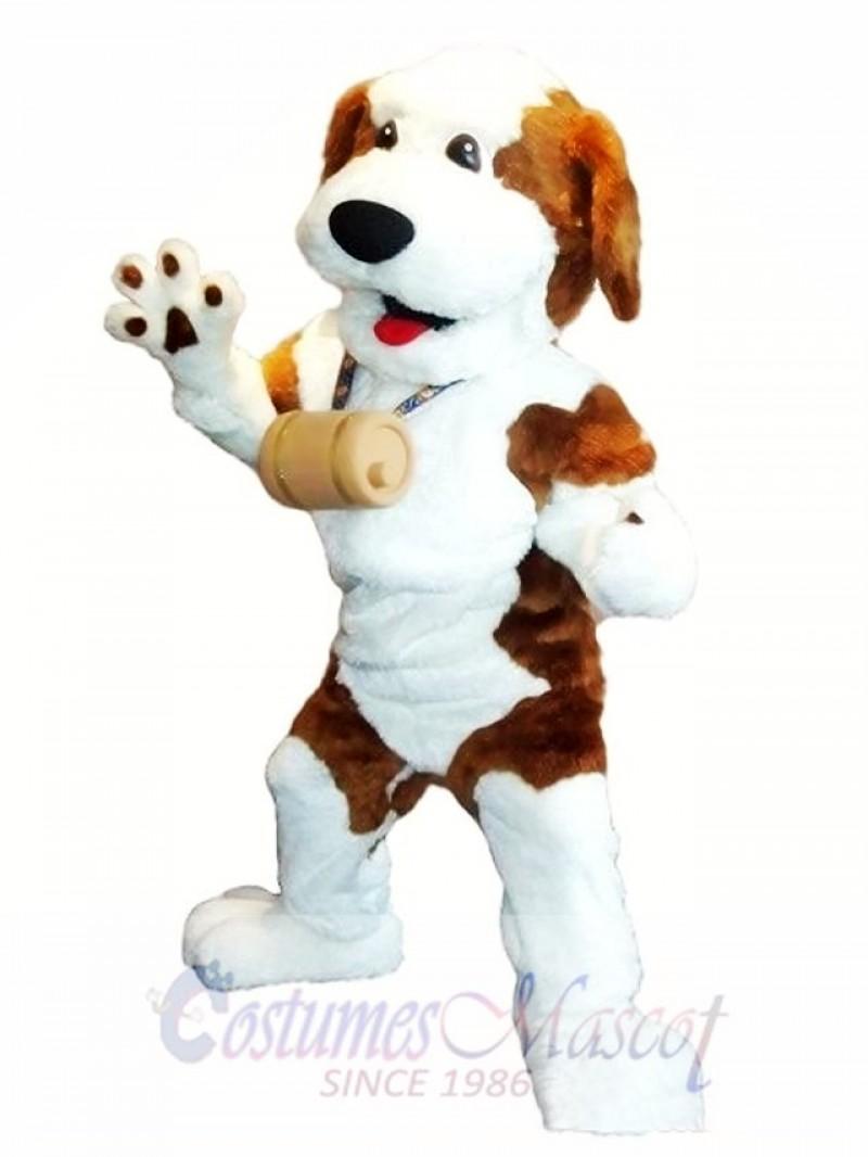 Lovely Dog Mascot Costume