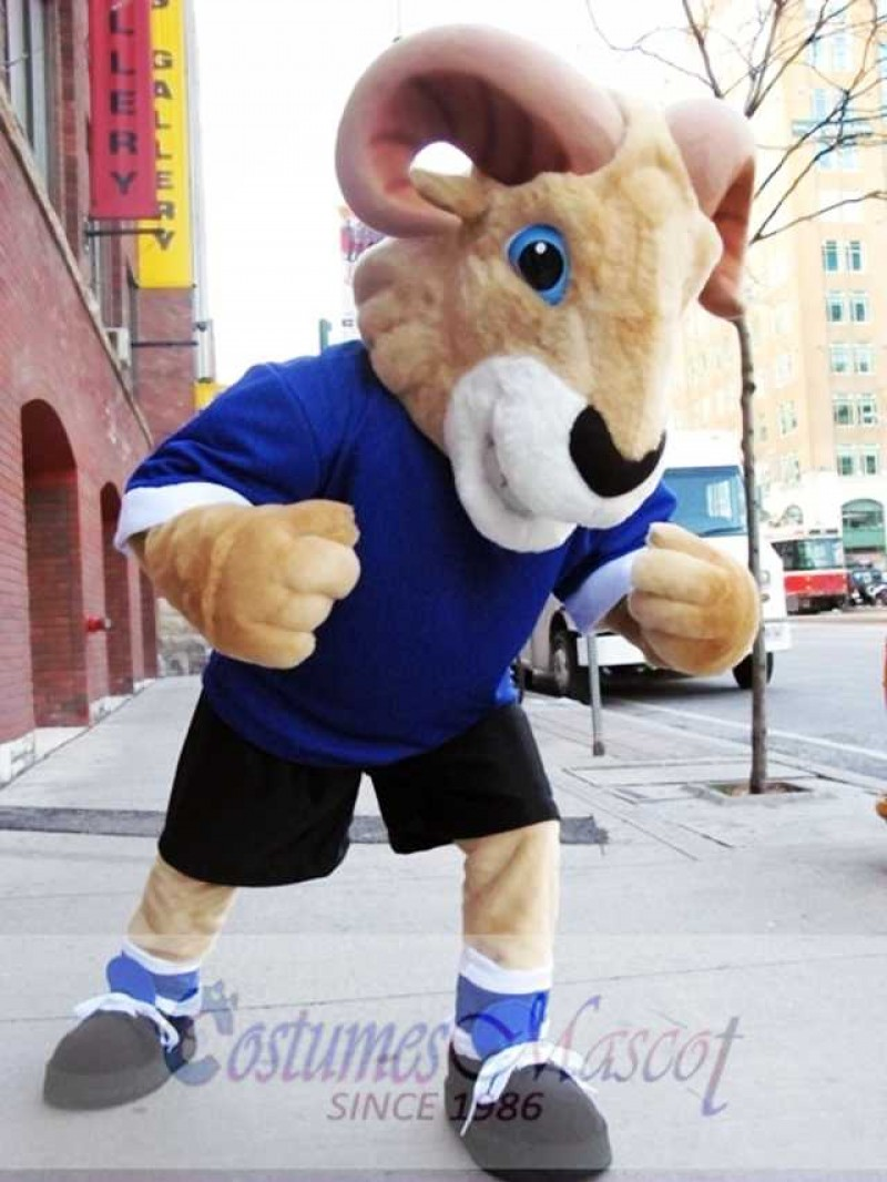 Sport Ram Mascot Costume
