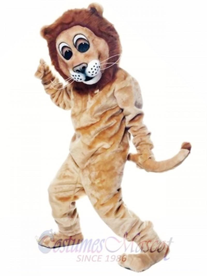 Music Lion Louie the Lion Mascot Costume