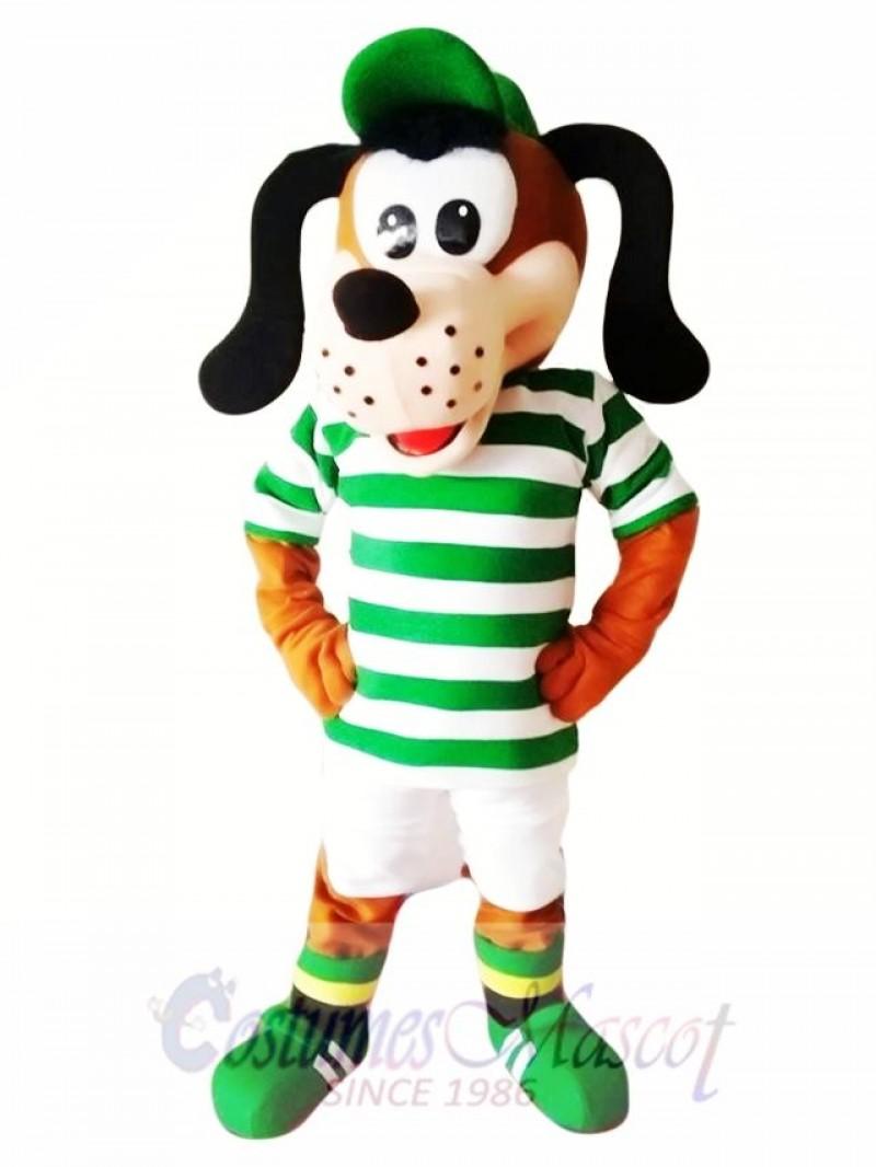 Dog Mascot Costume Adult Costume