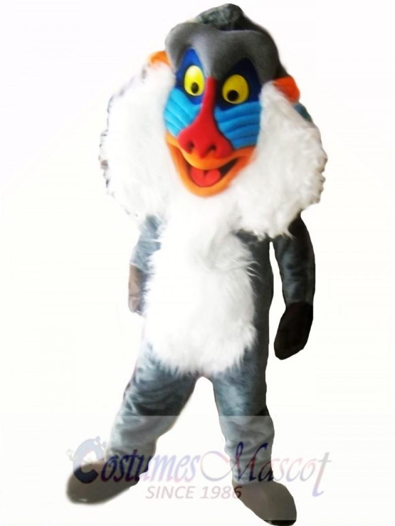 Baboon Mascot Costume Adult Costume