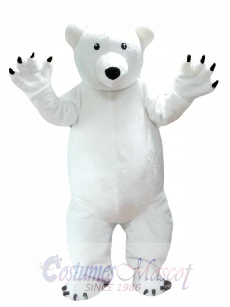 Good Ventilation Polar Bear Mascot Costume