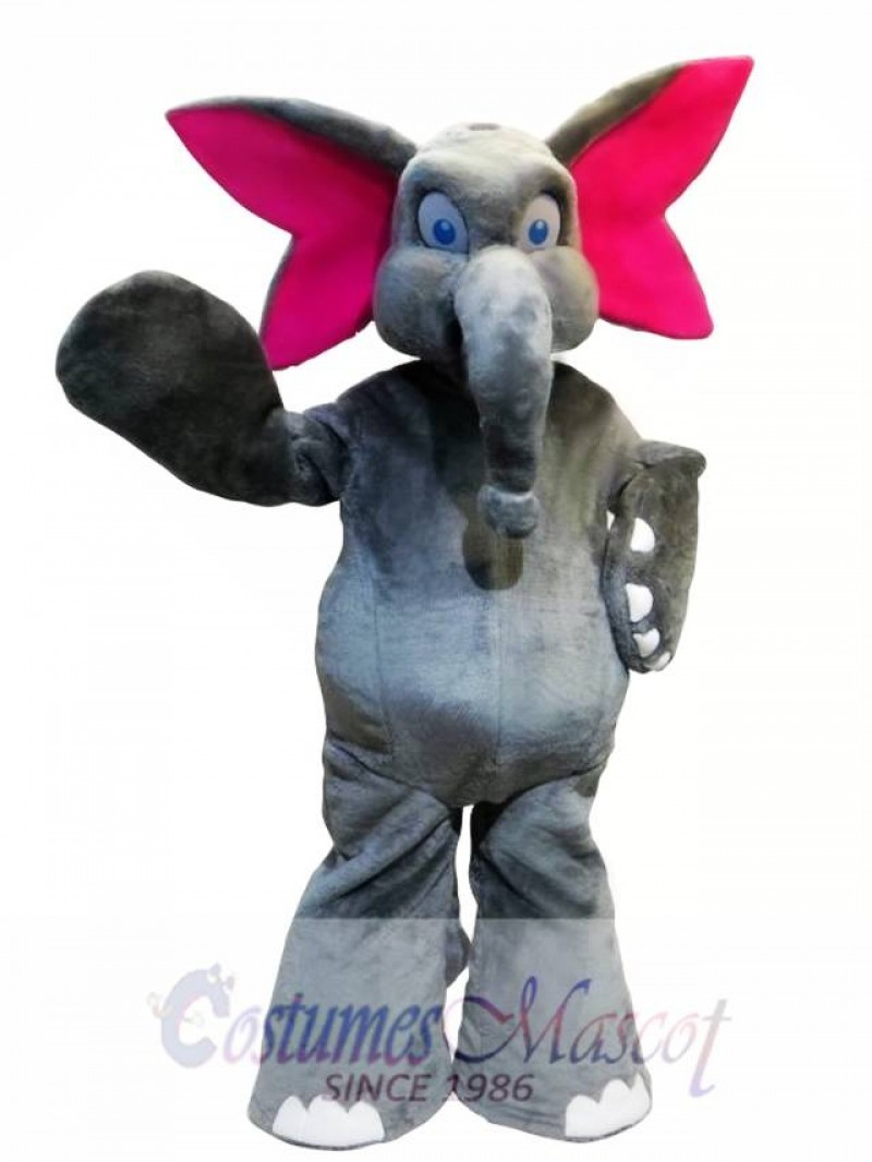 High Quality Elephant Animal Mascot Costume