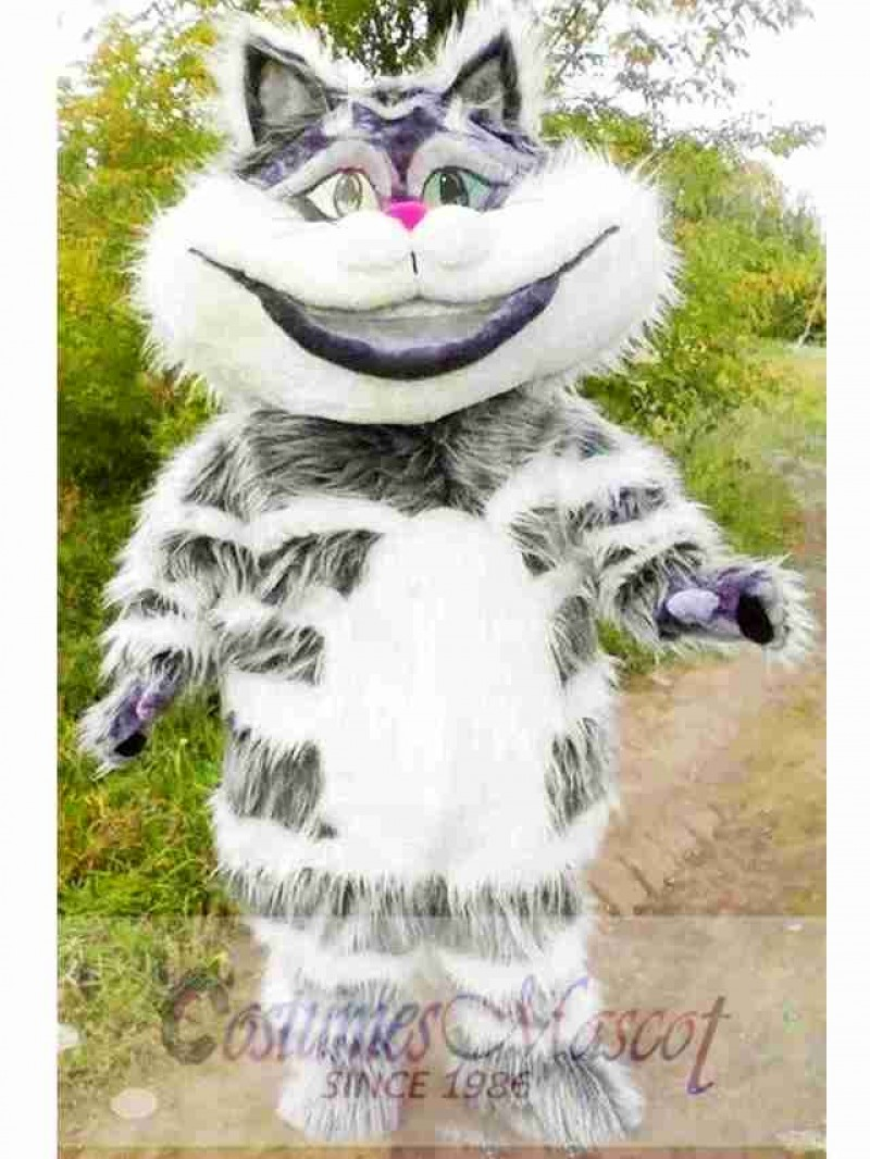 Cute Big Cat Mascot Costume