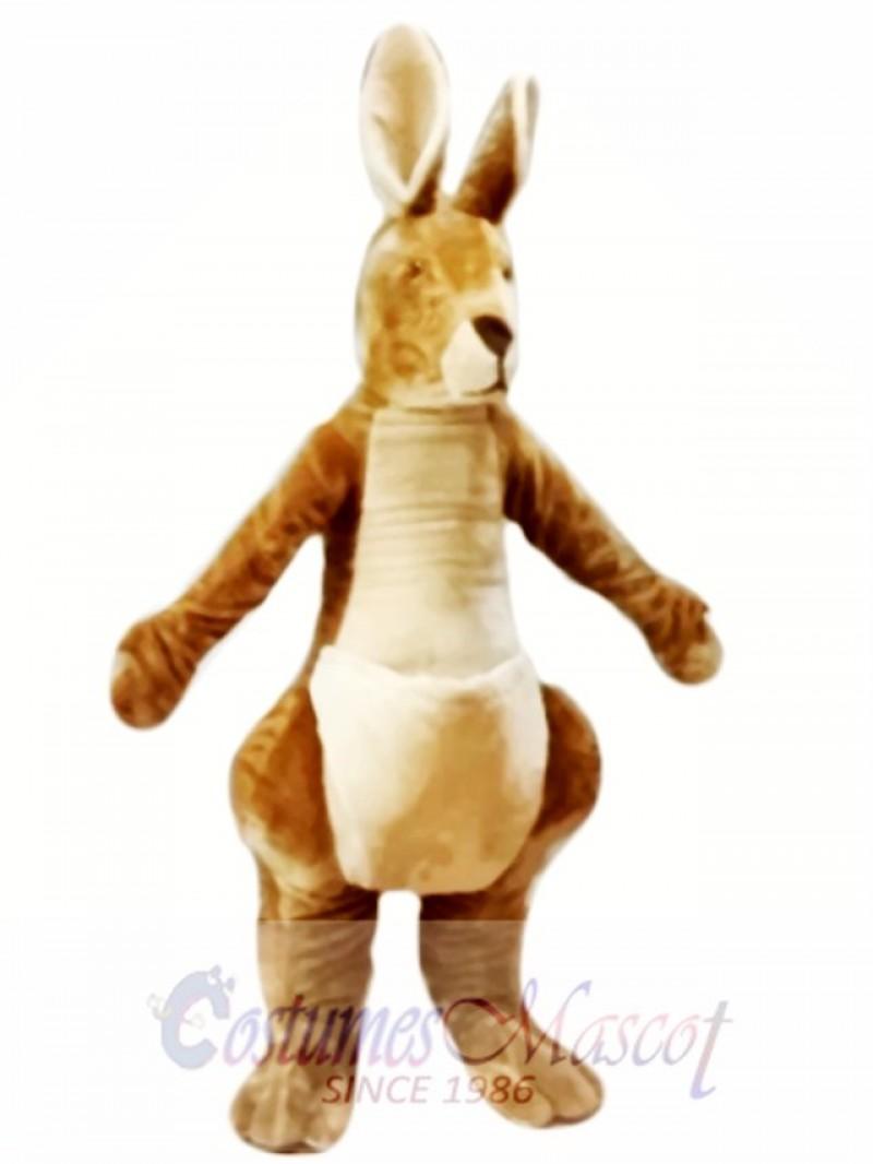 Adult Kangaroo Mascot Costume