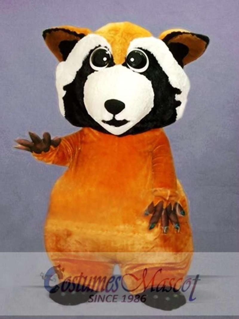 Little Cute Raccoon Mascot Costume