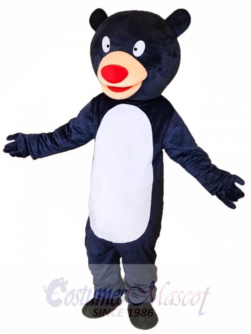 North Africa Baloo Bear Mascot Costume