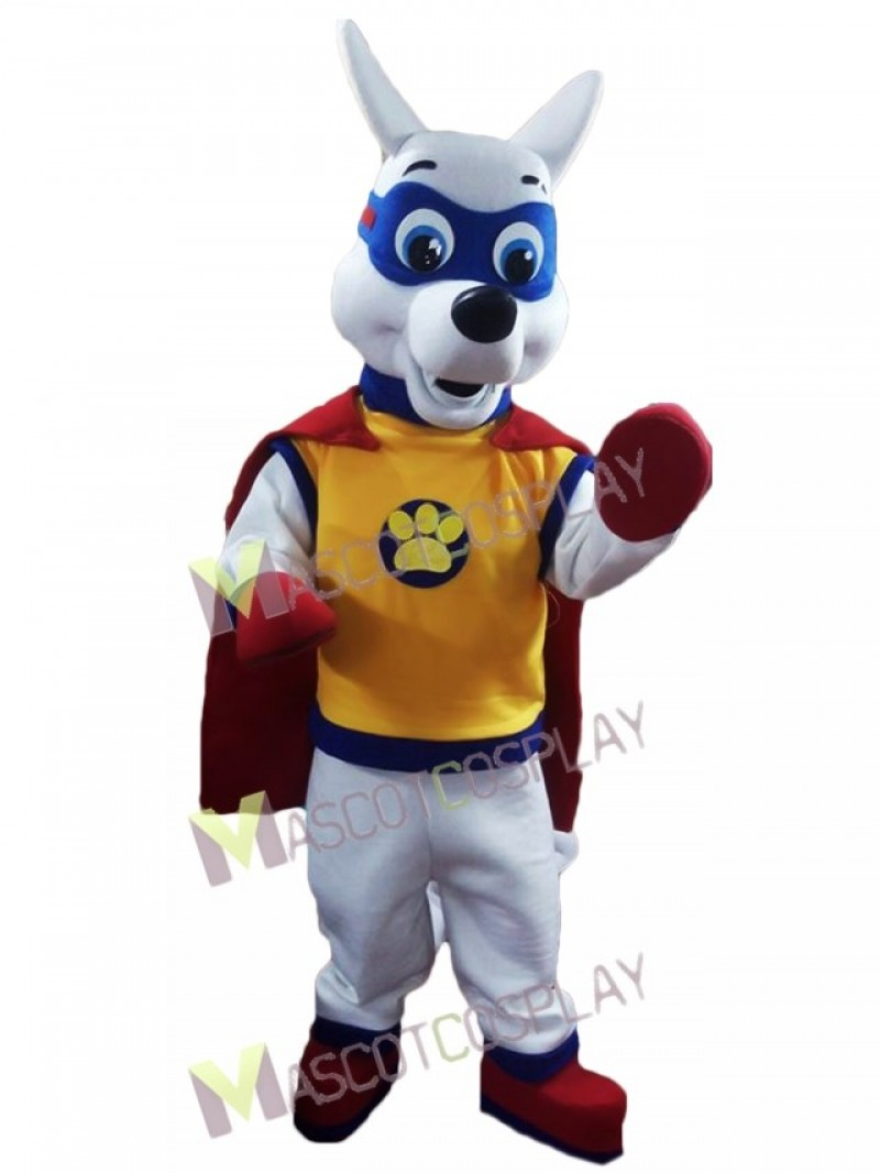 PAW Patrol Apollo the Super Pup Super Dog Mascot Costume