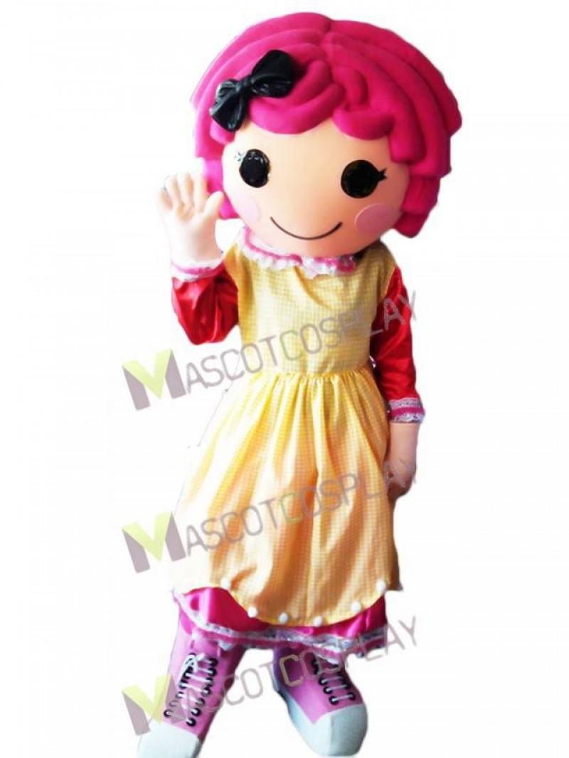 Crumbs Sugar Cookie Lalaloopsy Mascot Costume