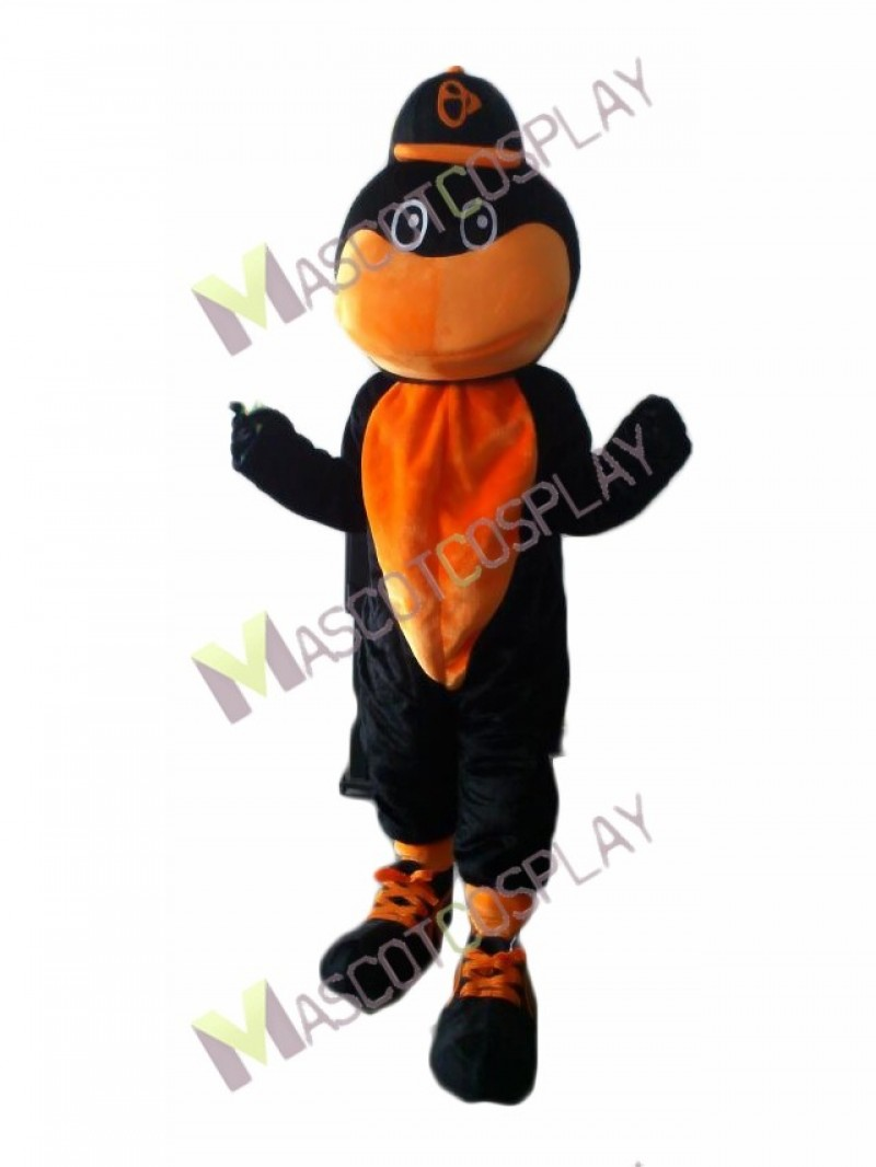 High Quality Adult Sport Team Baseball Bird Baltimore Orioles Mascot Costume