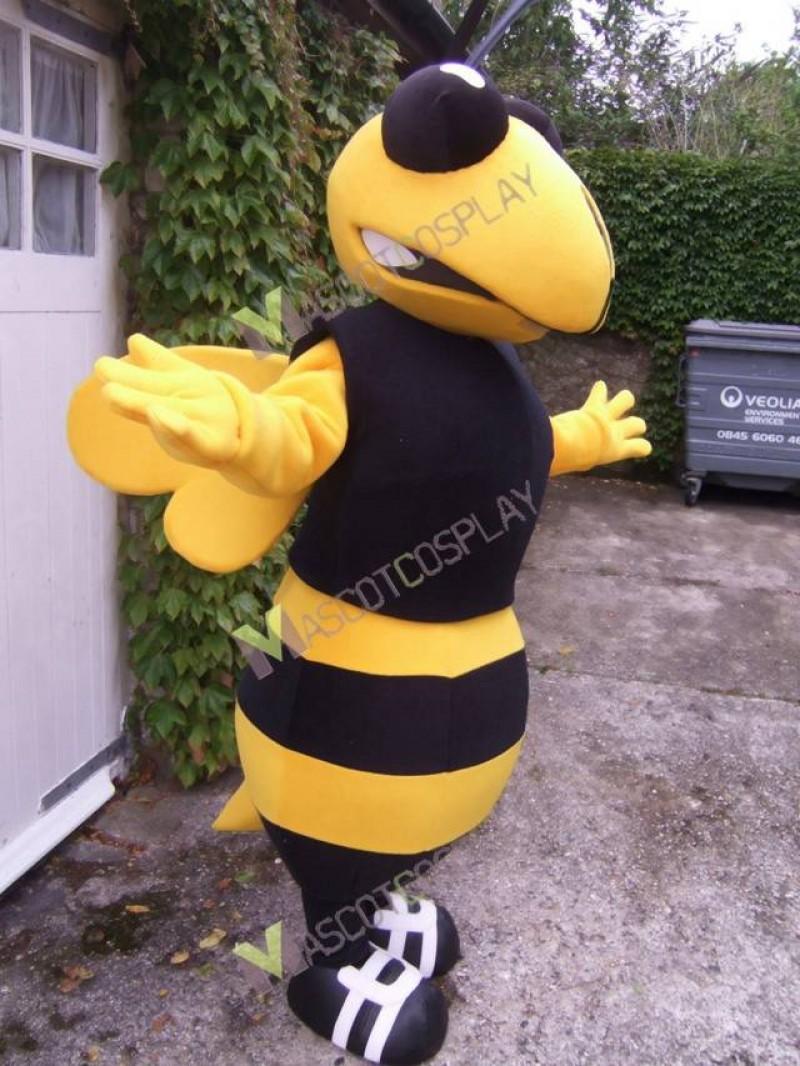 High Quality Adult Hornet Bee Mascot Costume