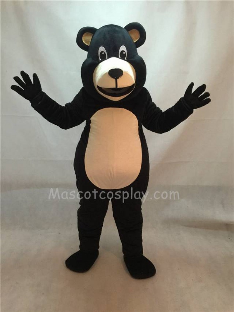 New Bongo Black Bear Mascot Costumes