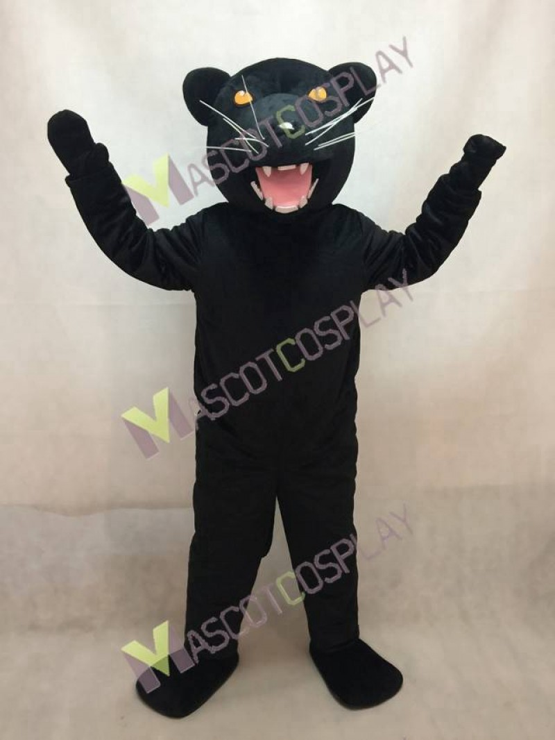 Panther Mascot Costume for sale