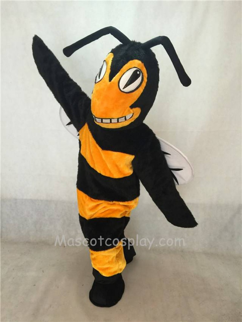 High Quality Adult Bee/Hornet Mascot Costume