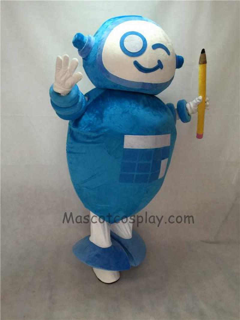 Botkeeper Robot Mascot Costume