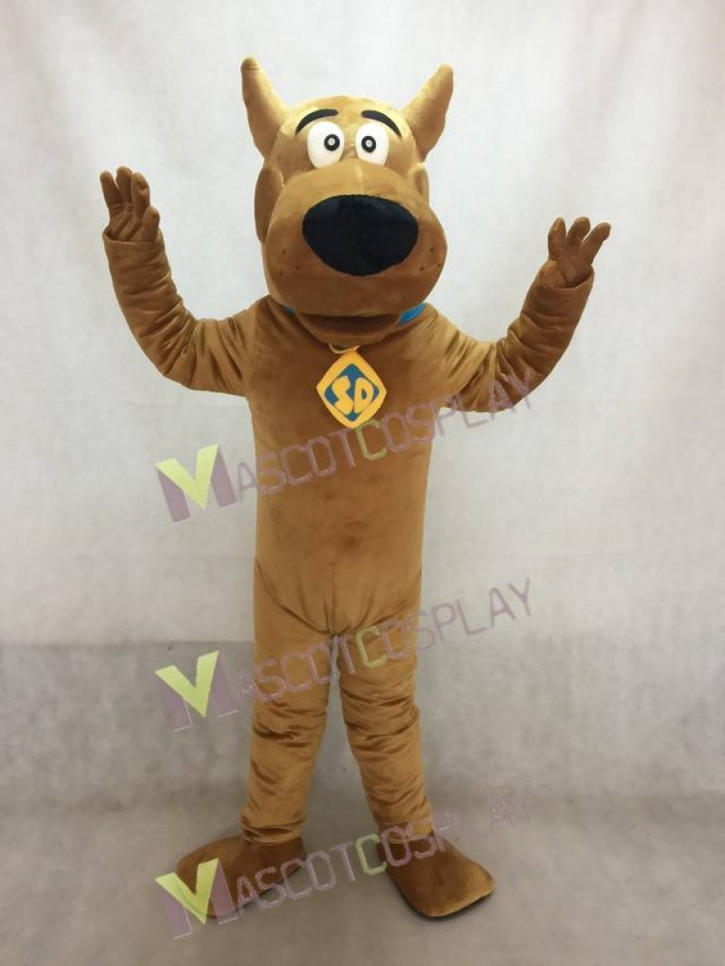 Funny SCOOBY Dog Mascot Costumes