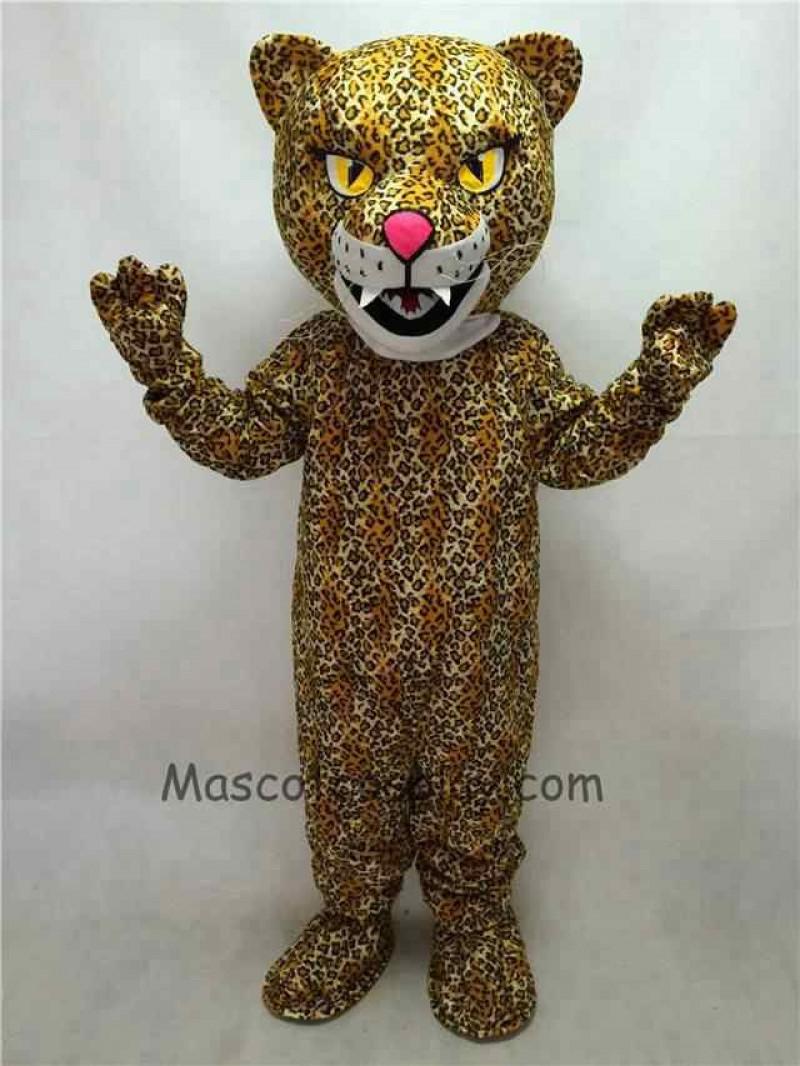 New Fierce Jaguar Mascot Costume