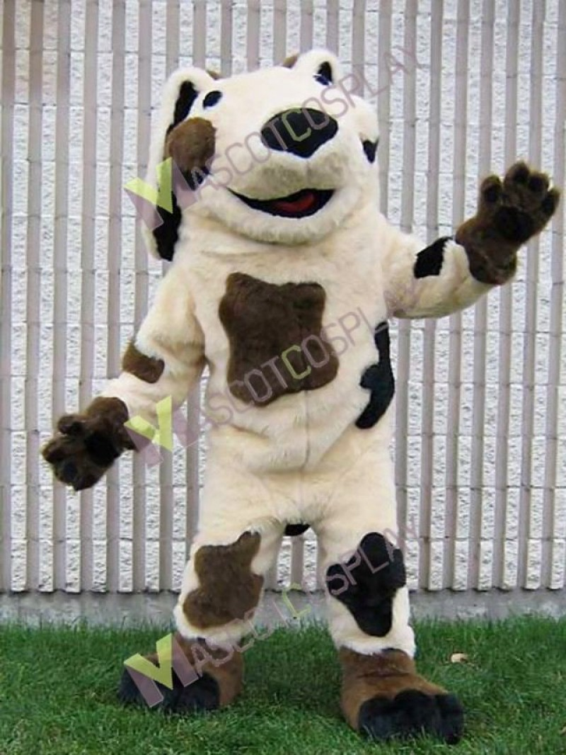High Quality Realistic Iowa Clippers Mascot Costume