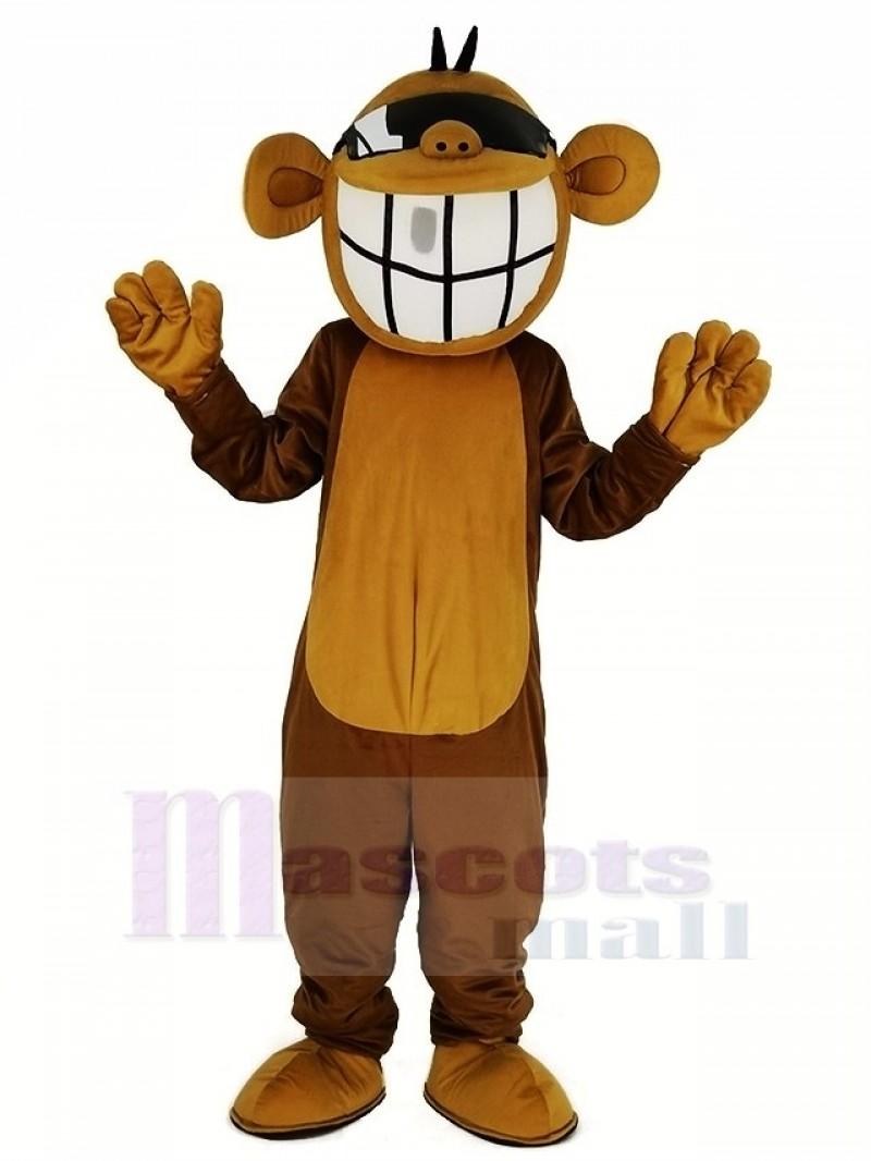 Cool Funny Monkey Mascot Costume Animal
