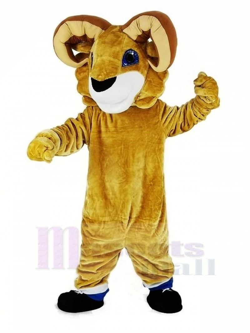 Sport Ram Mascot Costume Animal