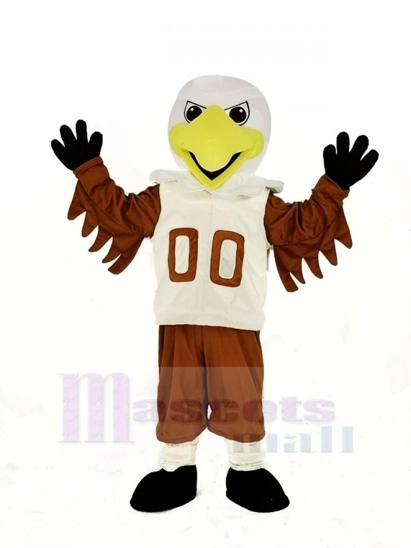 Cool College Eagle Mascot Costume Animal