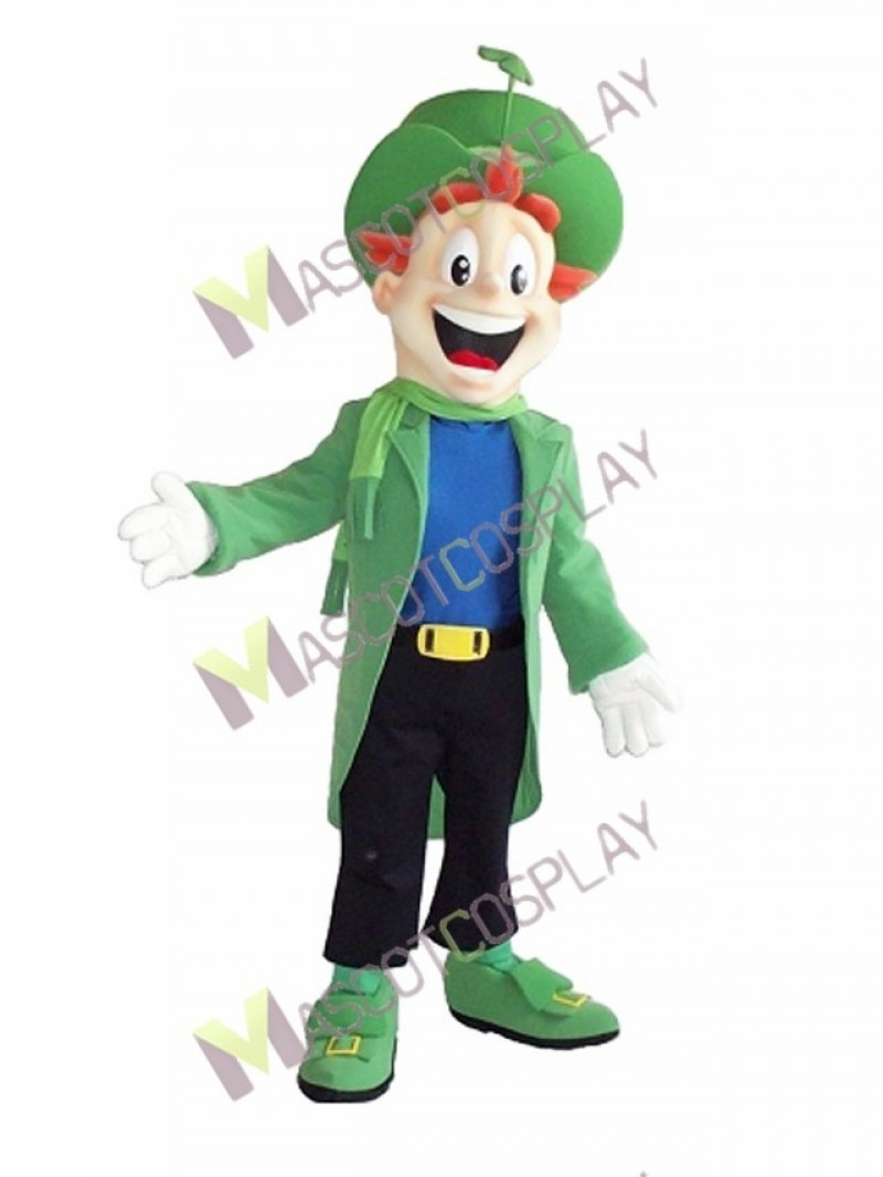 General Mills Charms Leprechaun Mascot Costume