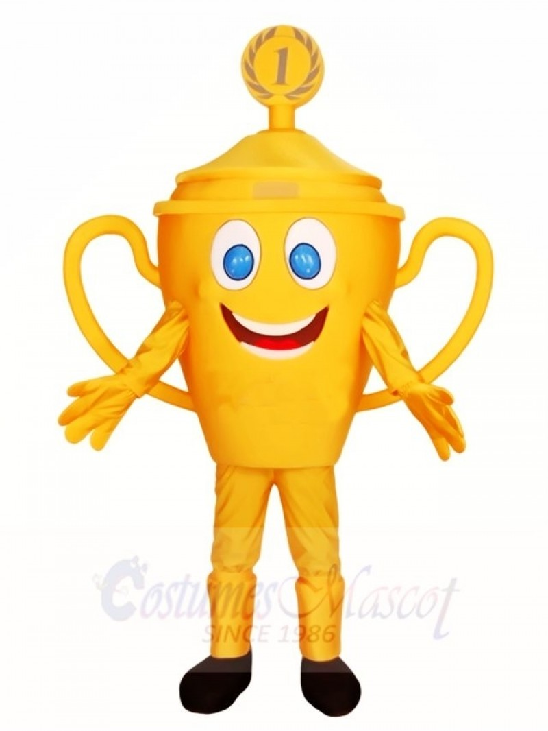 First 1st Prize Cup Mascot Costumes