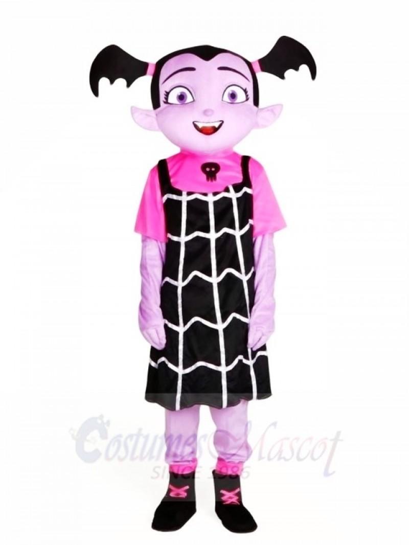 Vampirina Vee Mascot Costumes Cartoon People