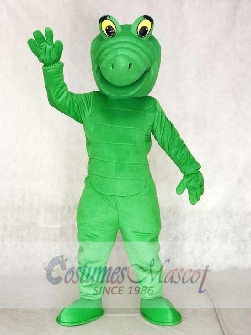 Albert Alligator Mascot Costumes Animal