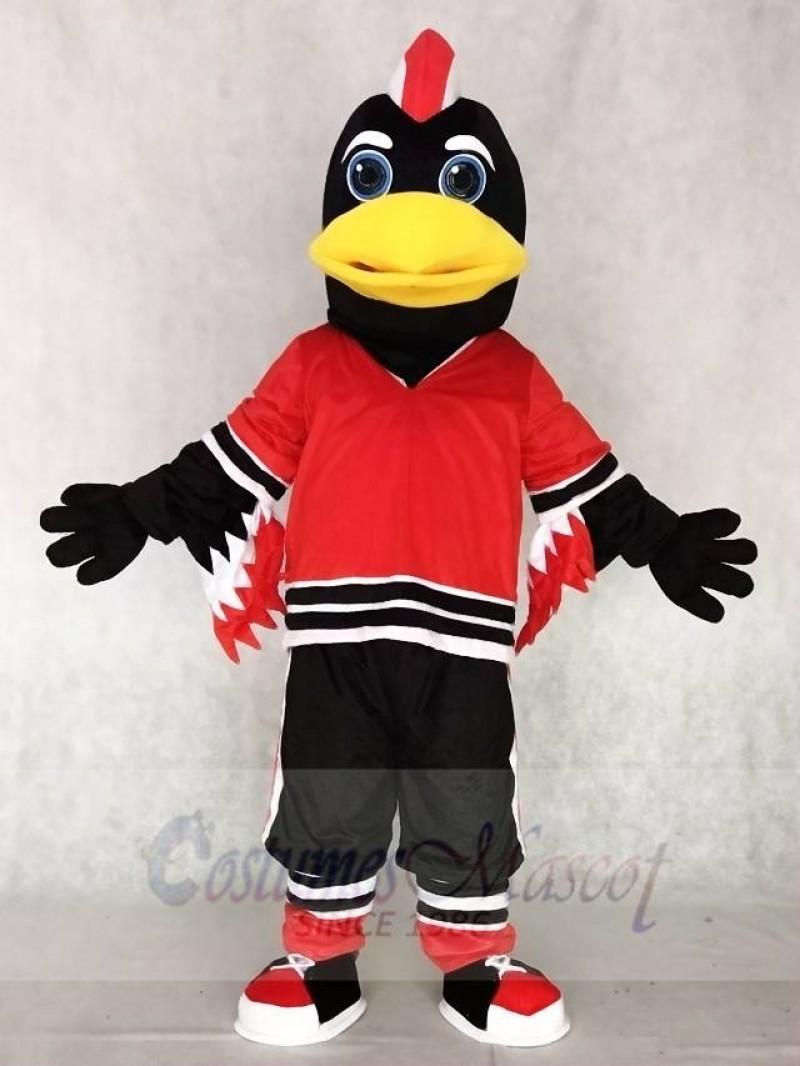 Chicago Blackhawks Tommy Hawk Mascot Costumes
