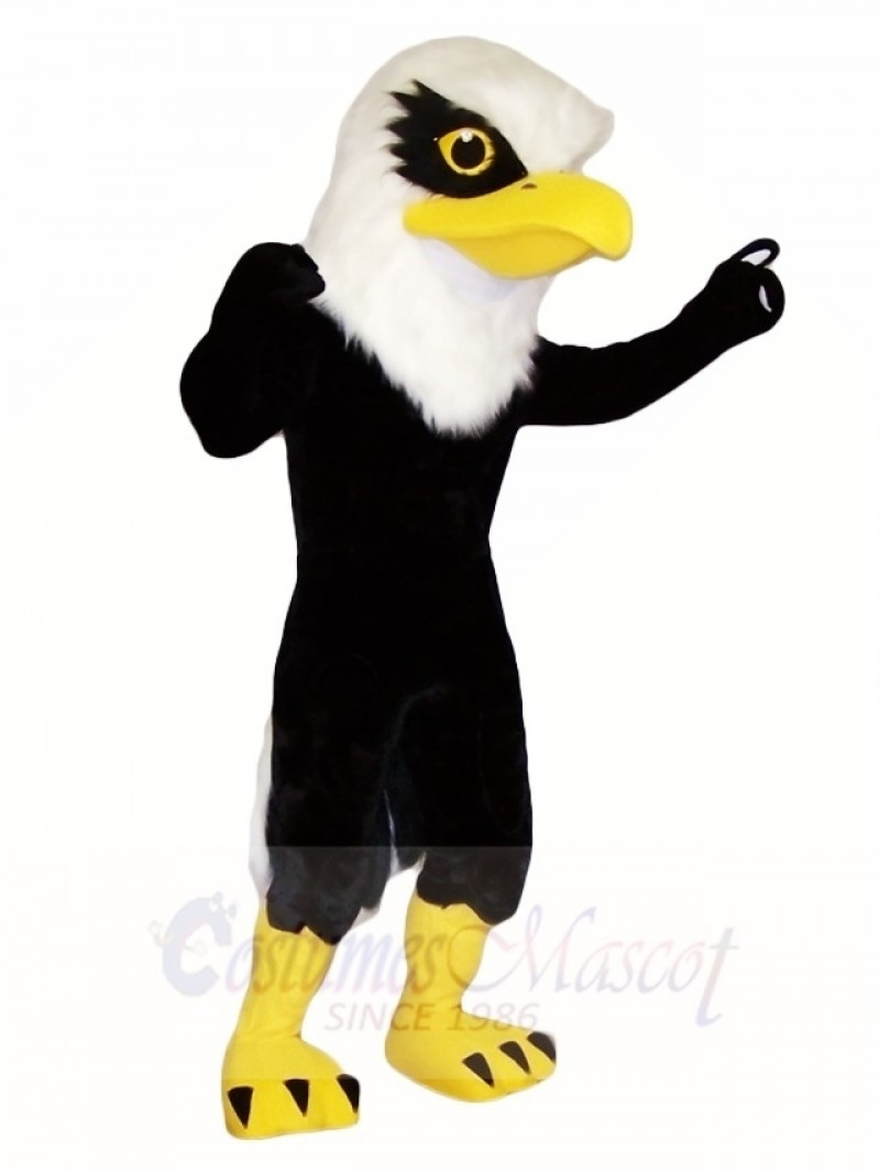 White Head Eagle Mascot Costumes Bird Animal