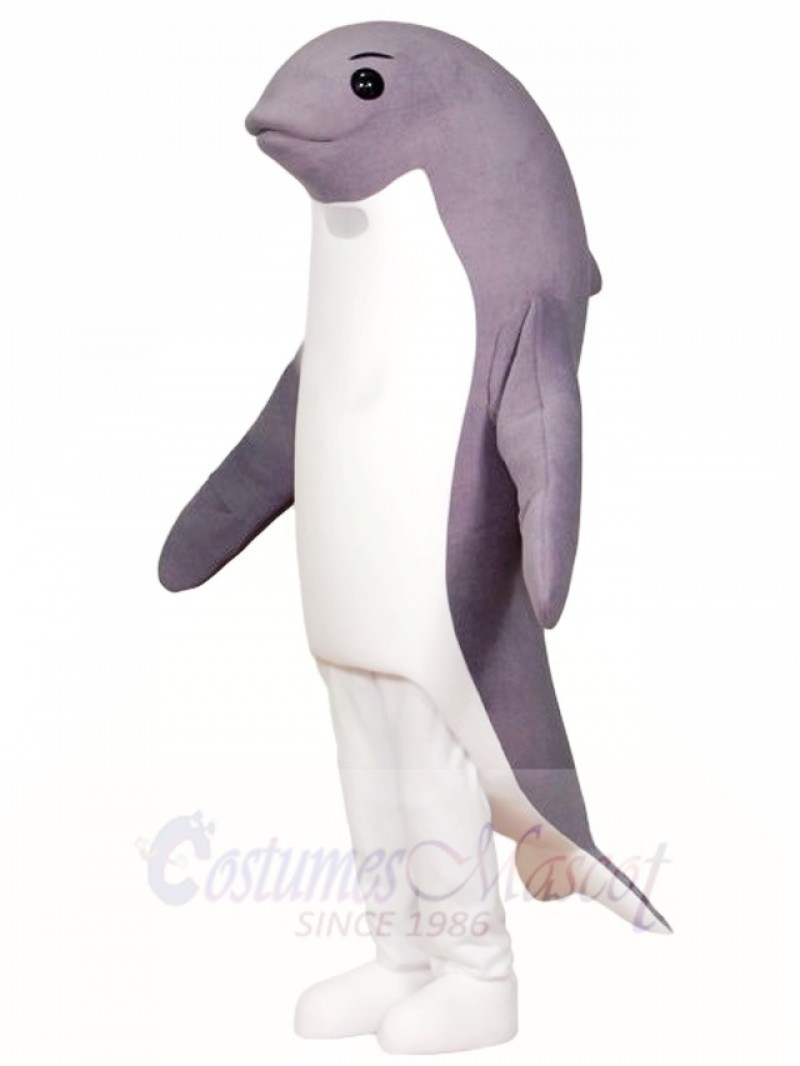 Porpoise Grey Dolphin Mascot Costumes Sea