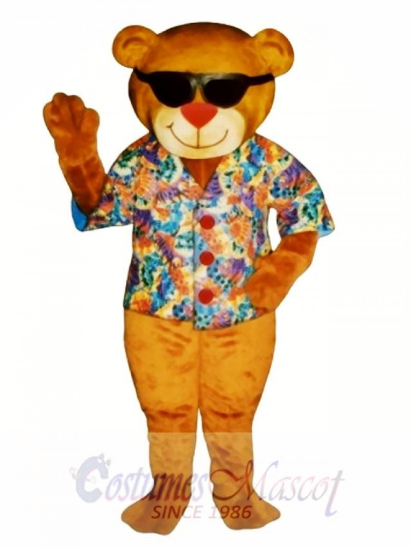 New Rare Bear Mascot Costume