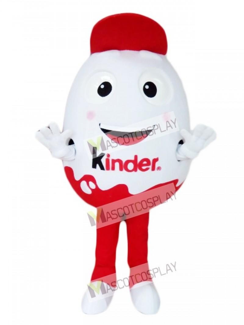 Kinder Egg Kinder Surprise Kinder Joy Mascot Costume