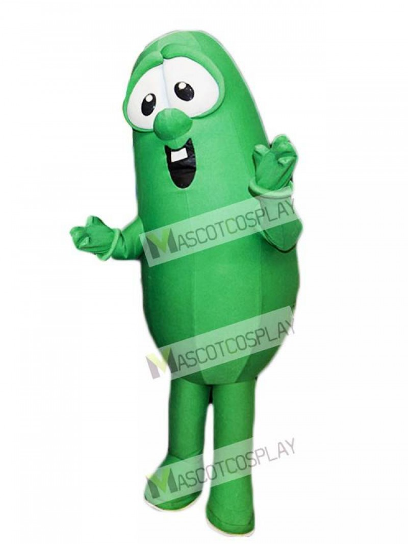 Larry the Cucumber Mascot Costume VeggieTales