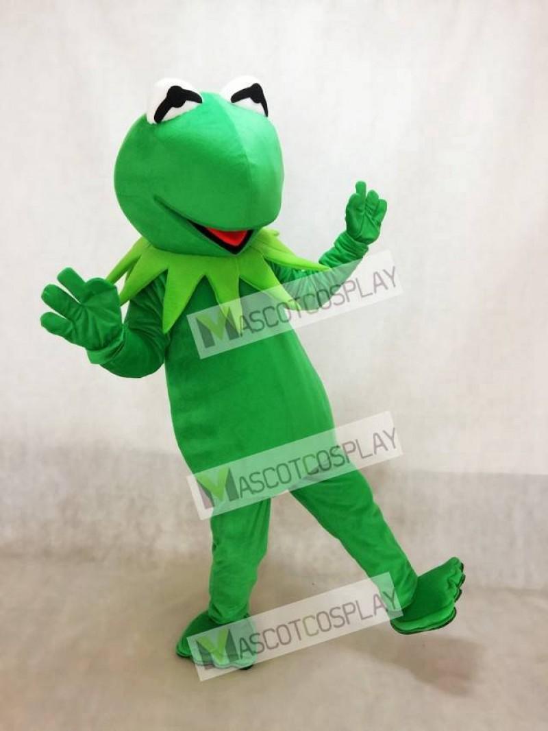 Kermit the Frog Mascot Costume