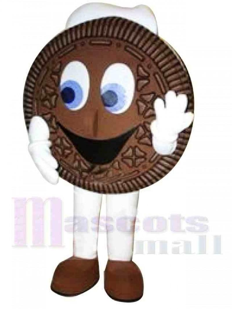 Cookie Foods Mascot Costume