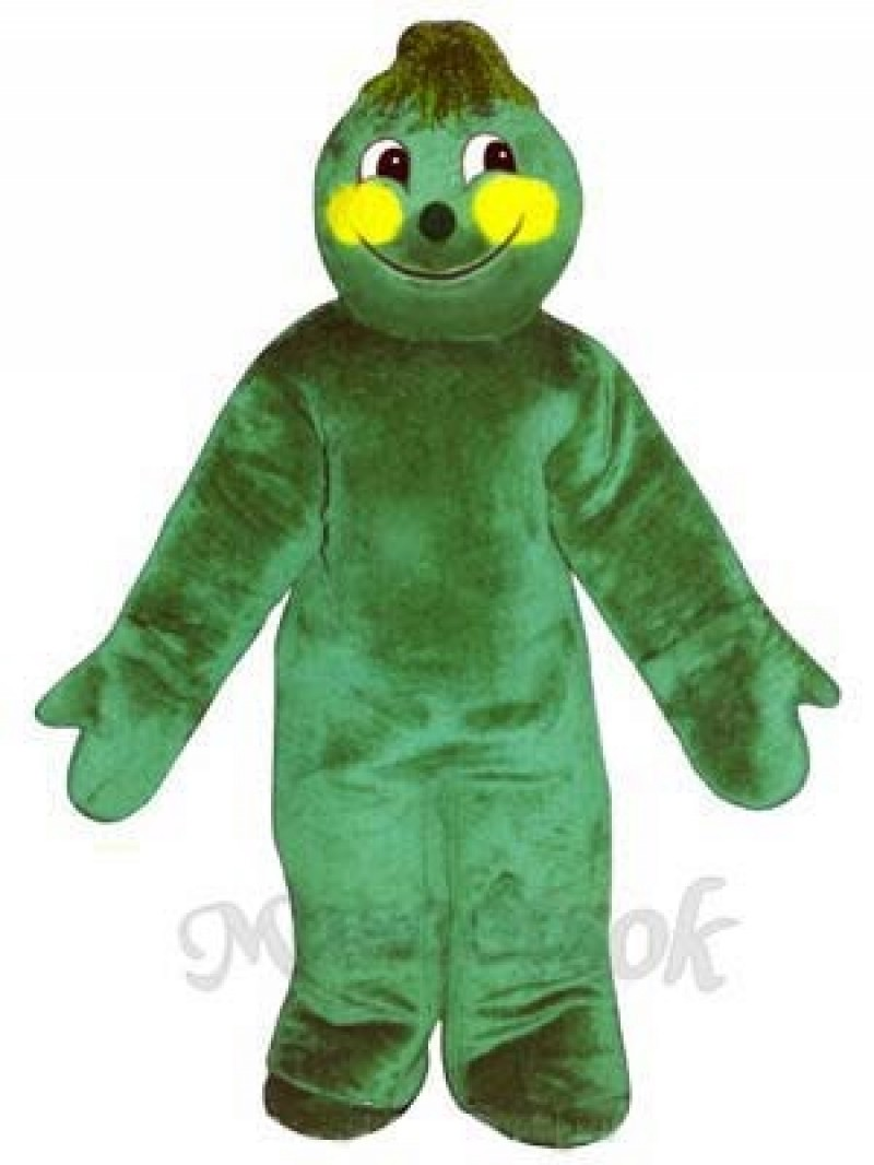 Brussel Sprout Mascot Costume