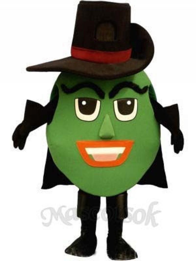 Spanish Olive Mascot Costume