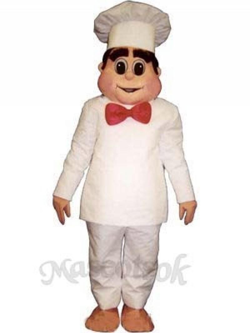 Fry Cook Mascot Costume