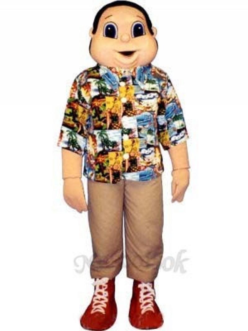 Tommy Mascot Costume
