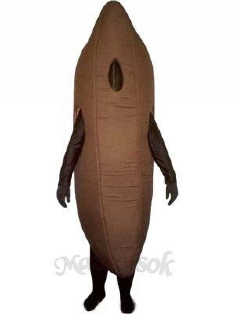 Vanilla Bean Mascot Costume