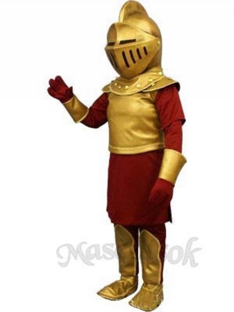 Sir Lance Mascot Costume