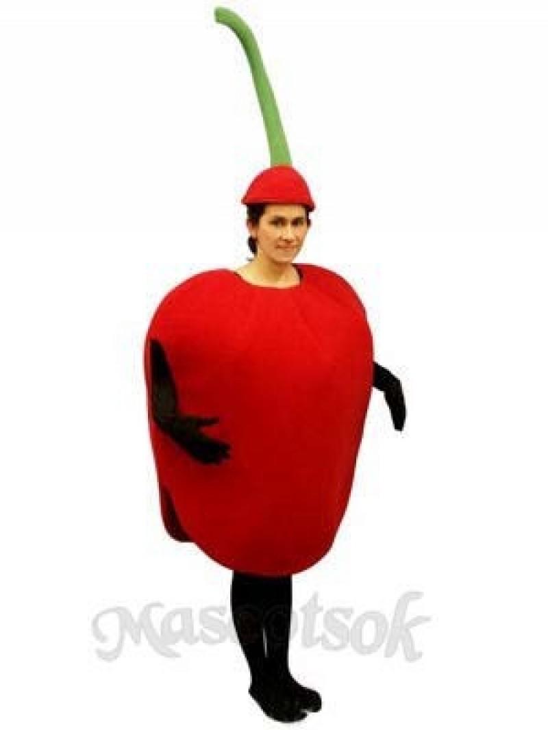 Cherry Mascot Costume